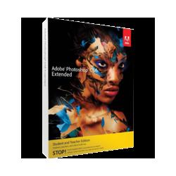 Adobe Photoshop CS6 Extended Student And Teacher Edition