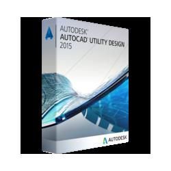 Autodesk AutoCAD Utility Design 2015 (32-bit)