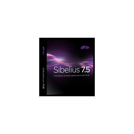 Avid Sibelius 7.5 Windows