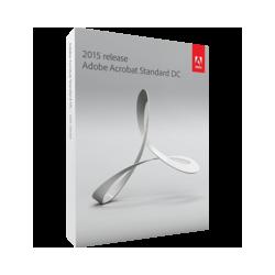 Adobe Acrobat DC Standard MAC