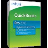 Intuit QuickBooks Professional 2013 - Windows