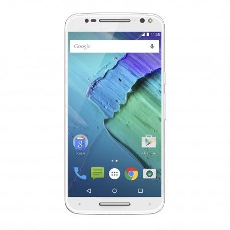 Moto X Pure 64GB White/Bamboo